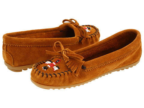 Thunderbird II Moccasin - Brown