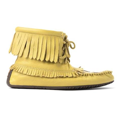 Harvester Grain Moccasin (Tan)