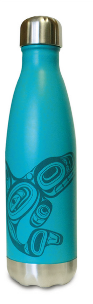 Insulated Bottle (17 oz) - Whale