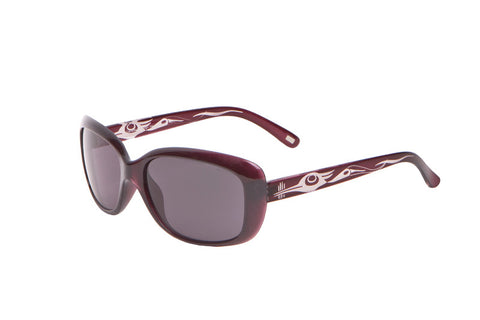 Ladies Tara Heron Sunglasses (Demi)