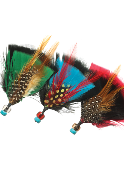 Answer Feather (Assorted Colours)