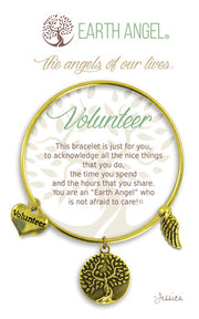 Earth Angel Bracelet - Volunteer