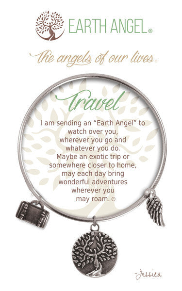Earth Angel Bracelet - Travel