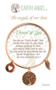 Earth Angel Bracelet - Proud of You
