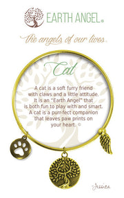 Earth Angel Bracelet - Cat