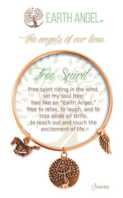 Earth Angel Bracelet - Free Spirit