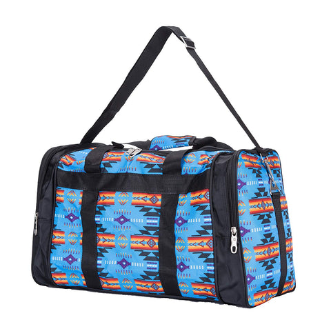 Medium Duffle Bag (Turquoise)