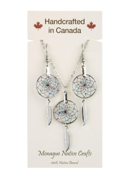 ".75"" DC Jewelry Set on Card"