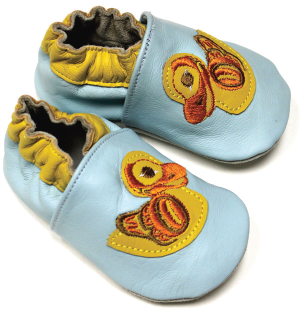 Baby Shoes - Duck