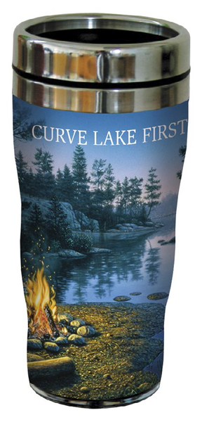 Curve Lake First Nation Tumbler - Canoe Camp
