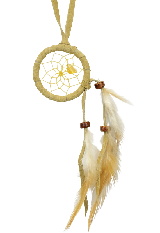 "1.5"" Cascade Natural Dream Catcher"