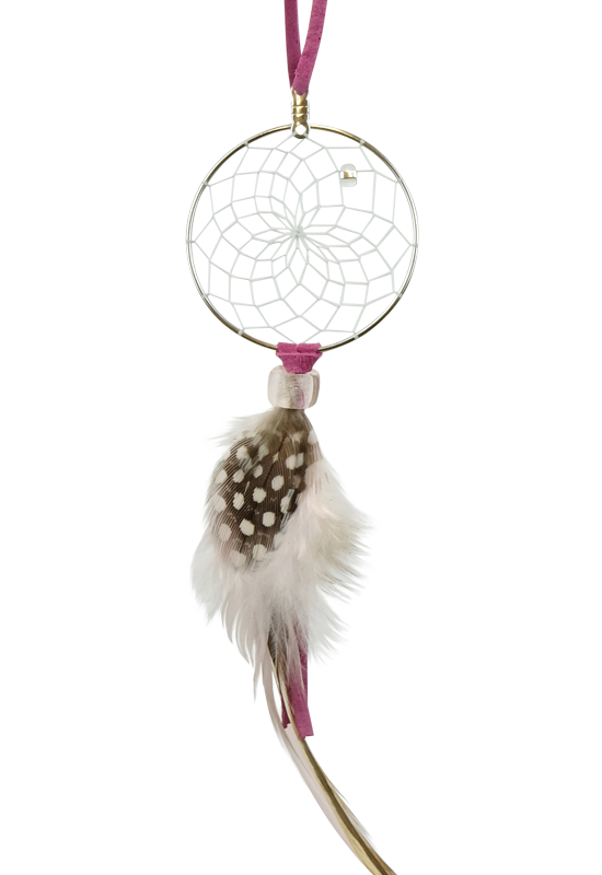 "1.5"" Dream Catcher (Assorted Colours)"