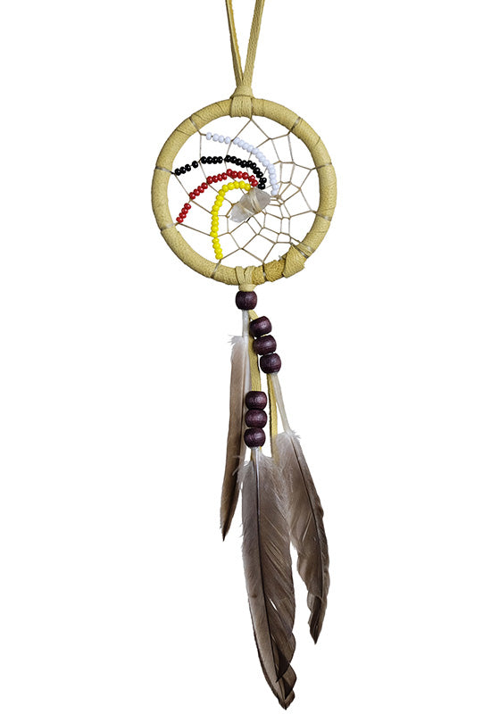 "2"" Dream Catcher with Crystal"