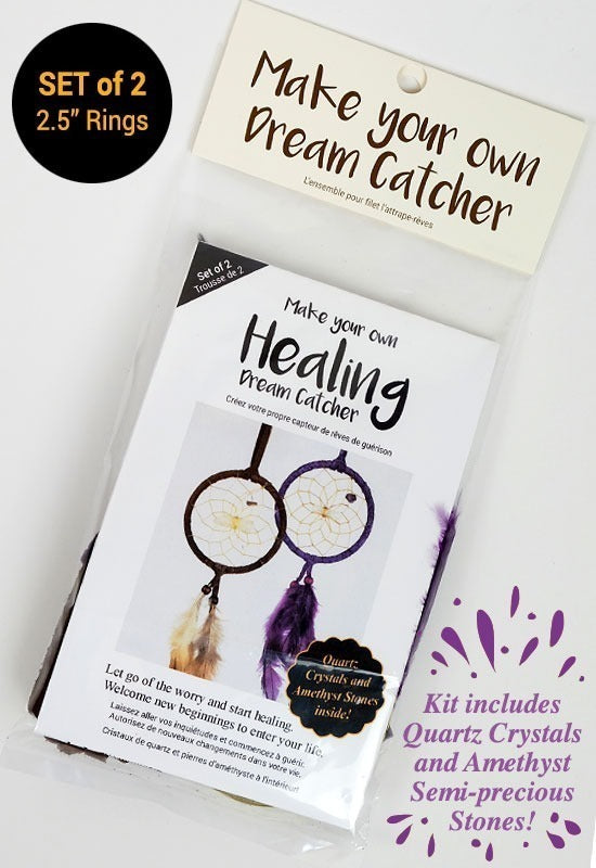 Make your own Healing Dream Catcher