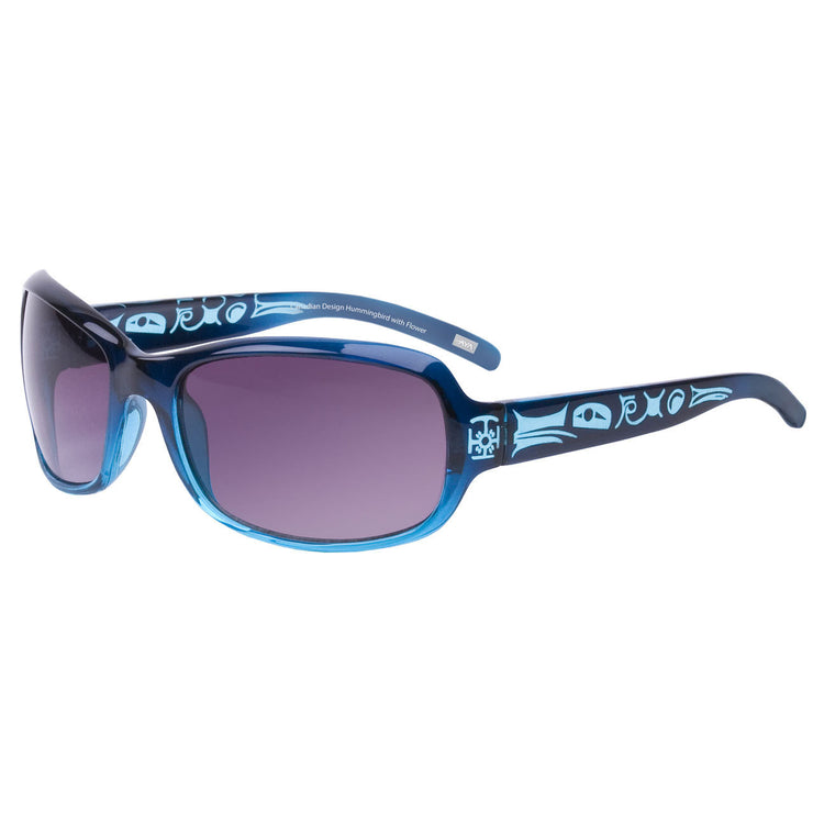 Ladies Felicity Hummingbird Sunglasses (Teal)