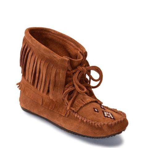 Harvester Suede Moccasin (Copper)