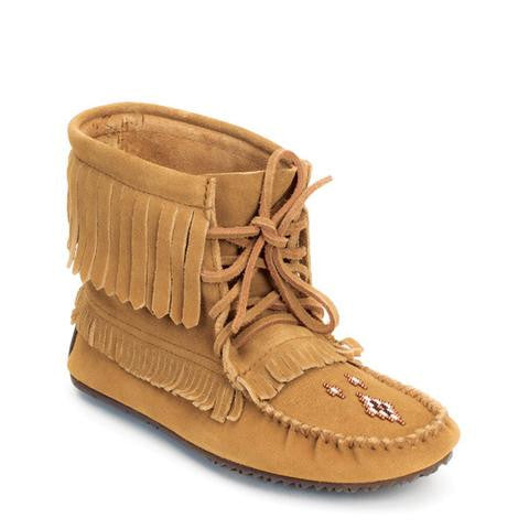 Harvester Suede Moccasin (Oak)