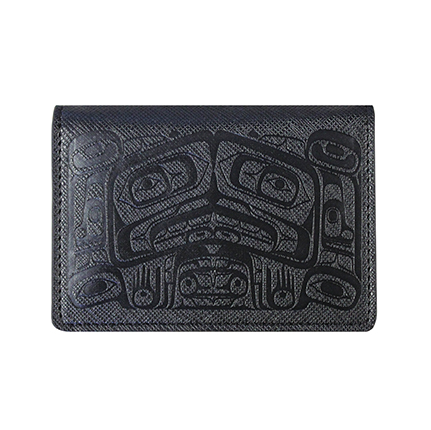 Card Wallet - Raven Box (Black)