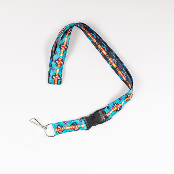 Reversible Lanyard (Assorted Colours)