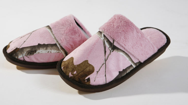 Kids Realtree® AP™ Slippers (Pink)