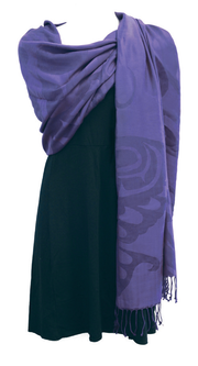 Shawl - Transforming Spirit (Purple)