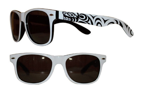 Adult Sunglasses - Bear (Glossy Frames)