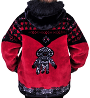 Red Dream Catcher Jacket