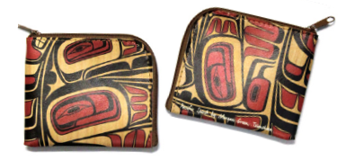 Coin Purse - Pacific Spirit