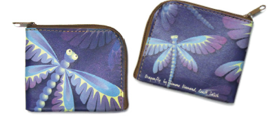 Coin Purse - Dragonfly