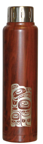 Totem Insulated Bottle - Eagle (15 oz)