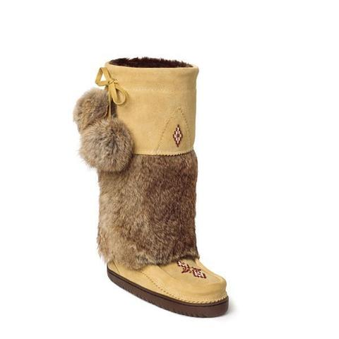 *Discontinued* Snowy Owl Mukluk (Tan)