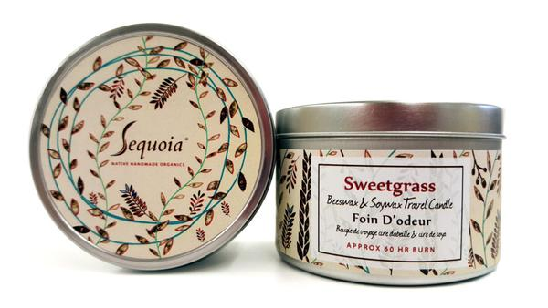 Candle (15 hr) - Sweetgrass
