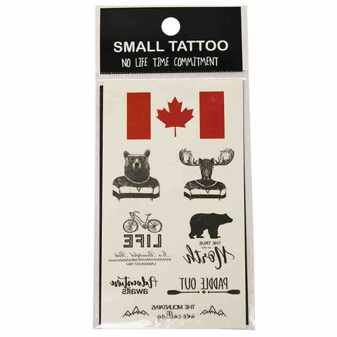 Small Tattoos (Canadian)