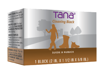 TANA® Suede & Nubuck Cleaning Block
