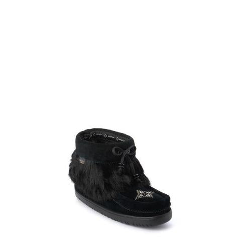 Keewatin Waterproof Mukluk (Black)
