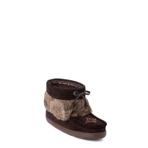 Keewatin Waterproof Mukluk (Dark Brown)
