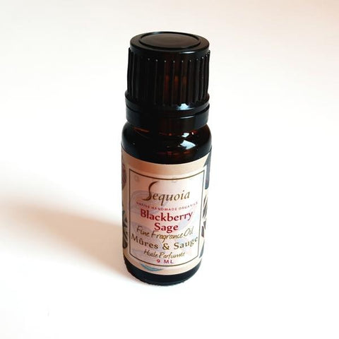 Fragrance Oil (9 ml) - Blackberry Sage