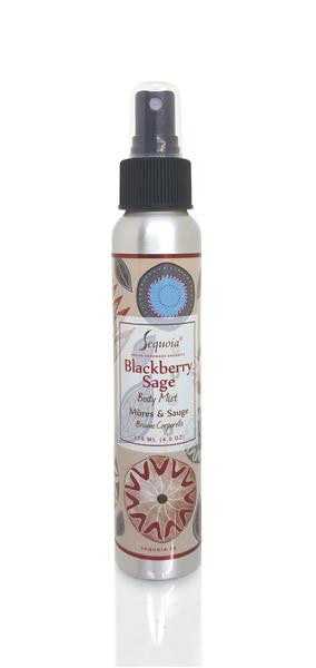 Body Mist (4 oz) - Blackberry Sage
