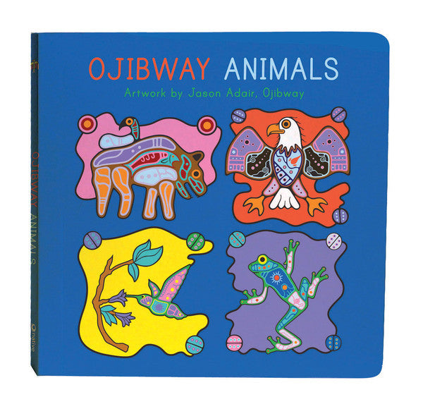 Board Book - Ojibway Animals
