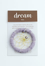 Inspirational Pocket Dream Catcher