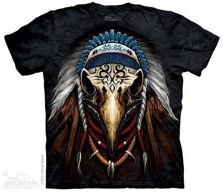 Adult T-Shirt - Eagle Spirit Chief