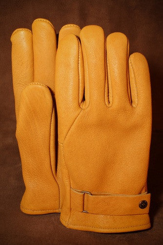 Moose Grain Glove (Fleece Lined)