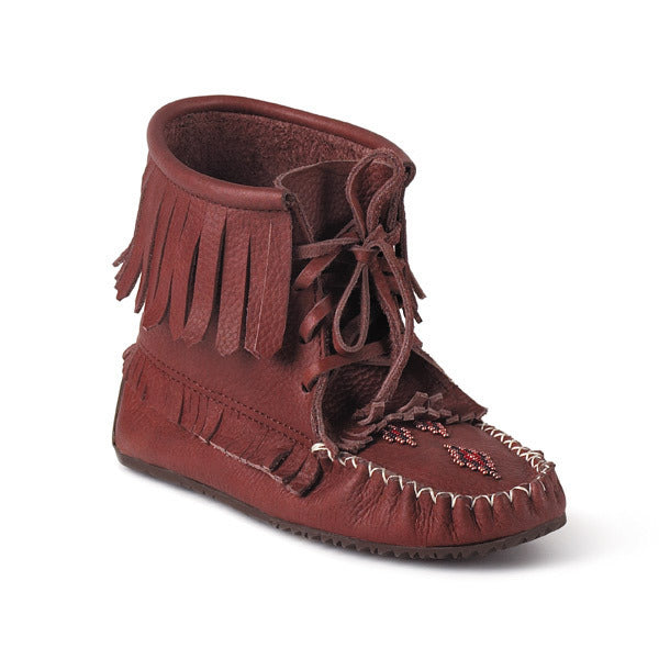 *Discontinued* Harvester Grain Moccasin (Russet)
