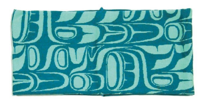 Headband - Pacific Formline (Teal)