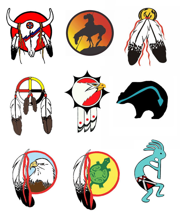 Mini Decal Sticker Sheets