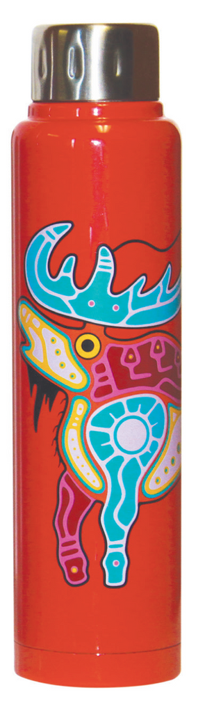 Totem Insulated Bottle - Moose (15 oz)
