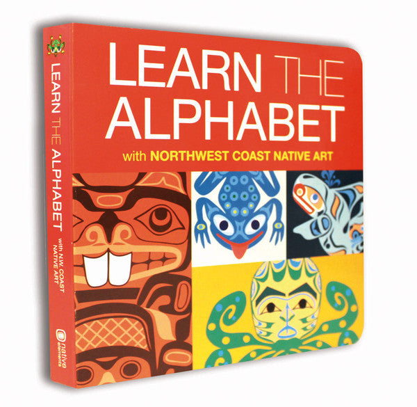 Board Book - Learn the Alphabet