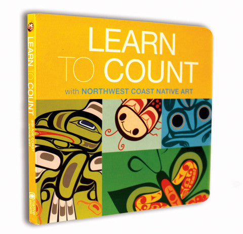 Board Book - Learn to Count