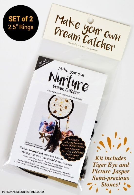 Make you own Dream Catcher- Nurture