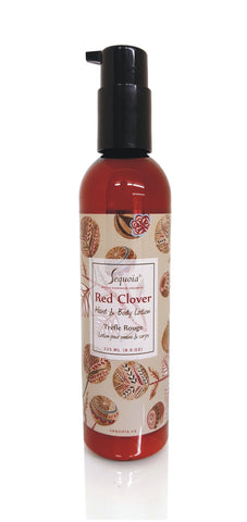 Lotion (8 oz) - Red Clover